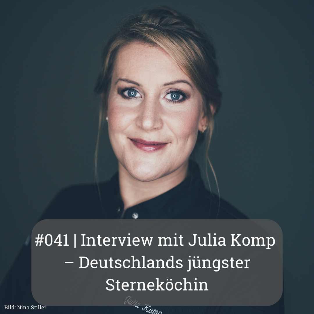 Julia Komp Michelin Sterneköchin